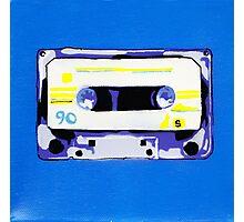 Tape 4 Photographic Print