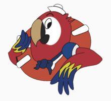 Sailor Parrot Kids Tee