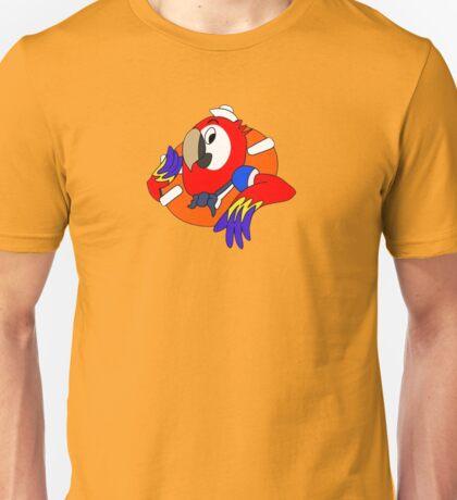 Sailor Parrot Unisex T-Shirt