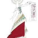 RED skirt. by Aleonart