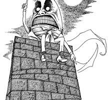 The Wrath of Humpty Dumpty by JELarson