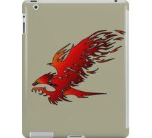 RED PHOENIX Rising......! iPad Case/Skin