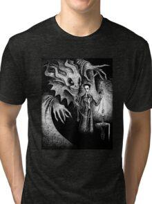 The Manifestation of Thomas Carnacki Tri-blend T-Shirt