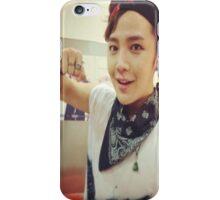 JANG GEUN SUK iPhone Case/Skin