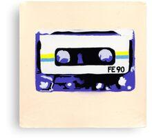 Tape 7 Canvas Print