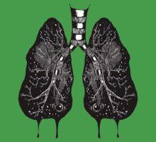 Ink Lungs Kids Tee