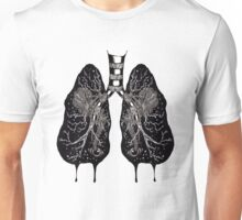 Ink Lungs Unisex T-Shirt