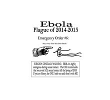 The EBOLA PLAGUE of 2014 & 2015..... by Kricket-Kountry