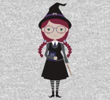 The Nerd Witch by Aillen Joyce Abelita