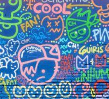 Cartoon Wall Sticker