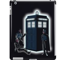 He'll Send You To The Past iPad Case/Skin