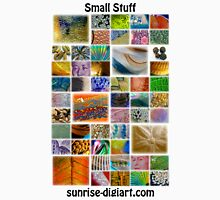 Small Stuff - Sunrise-digiart Unisex T-Shirt