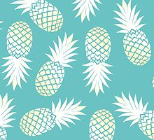 Pineapple by Emily Lanier
