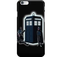 He'll Send You To The Past iPhone Case/Skin