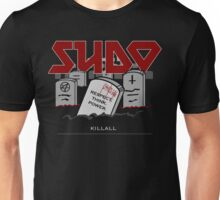 SUDO - Heavy Metal Sysadmin Unisex T-Shirt