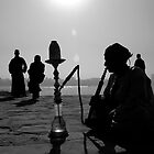 Beside the Nile by John Wreford