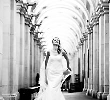 The GPO, Melbourne. by Hien Nguyen