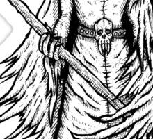 Ghastly Reaper Sticker