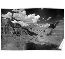 The Grandest of Canyons Poster