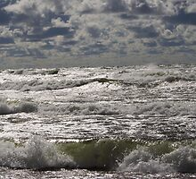 Baltic Sea by Antanas