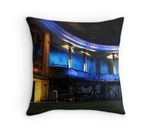 The Courtyard Theatre Throw Pillow