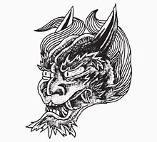 Japanese Oni Head Unisex T-Shirt
