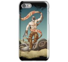 Mad Max - Witness Me iPhone Case/Skin
