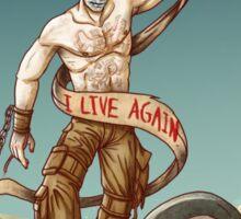 Mad Max - Witness Me Sticker