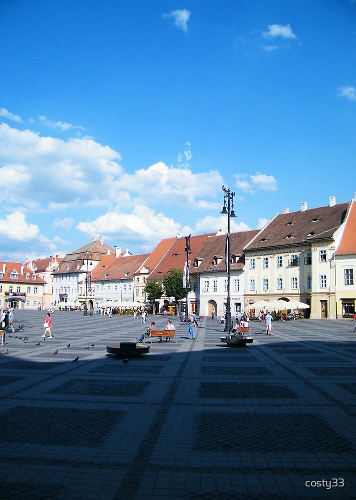 Center of Sibiu by costy33