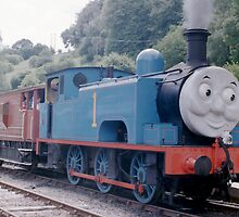 Happy Little Engine by Edward Denyer