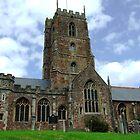 Dunster Church by Darron Palmer
