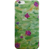 Green Field iPhone Case/Skin