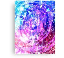 Glitter guts Canvas Print