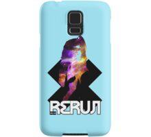Reruns. Samsung Galaxy Case/Skin