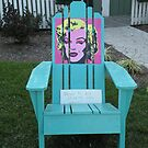 in homage to Andy {and Marilyn} by WonderlandGlass
