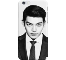 KIM WOO BIN iPhone Case/Skin