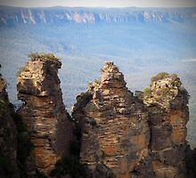 Three Sisters 2 - Katoomba by annadavies