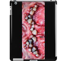 brush yer teeth iPad Case/Skin