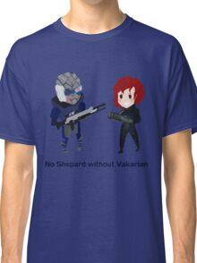 No fem!Shep without Vakarian  Classic T-Shirt