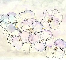 Pretty as a Pansy by Inspiredmonkey