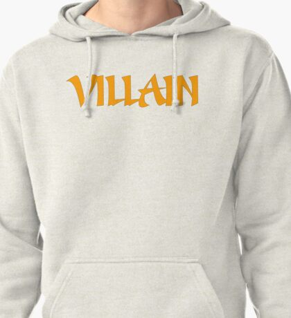 VILLAIN Pullover Hoodie