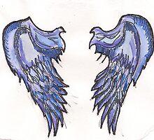 Wings by Amanda Abella