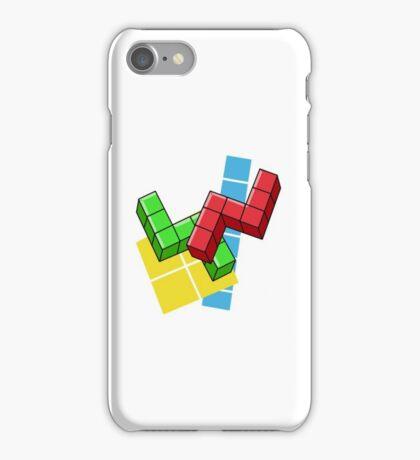 Tetris Blocks iPhone Case/Skin