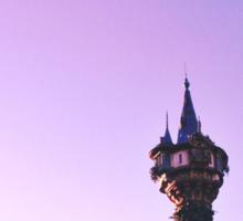 Rapunzel's Tower Sticker
