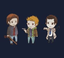 SPN Boys  by silk-sutures