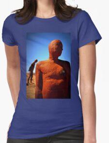 ~Sculpture~ Womens Fitted T-Shirt