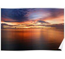 Four Mile Beach Sunrise, Port Douglas Australia Poster