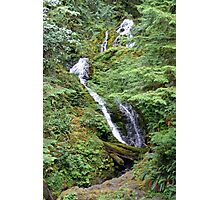 """Bunch Falls"" Photographic Print"