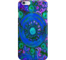 Dharma Wheel 1 iPhone Case/Skin