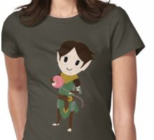Merrill and her ball of twine Womens Fitted T-Shirt
